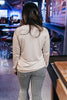 LOVE Long Sleeve Ivory