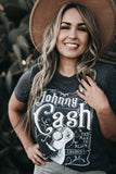 Johnny Cash T-Shirt Grey