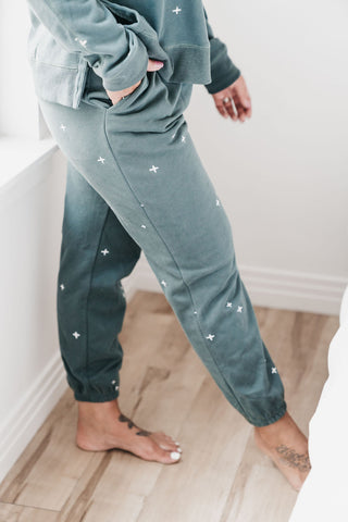 Always In Style Flares Black