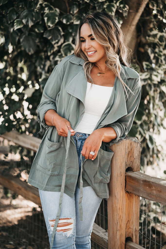 Layer It Up Olive