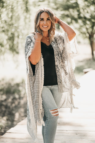Play The Field Cardigan