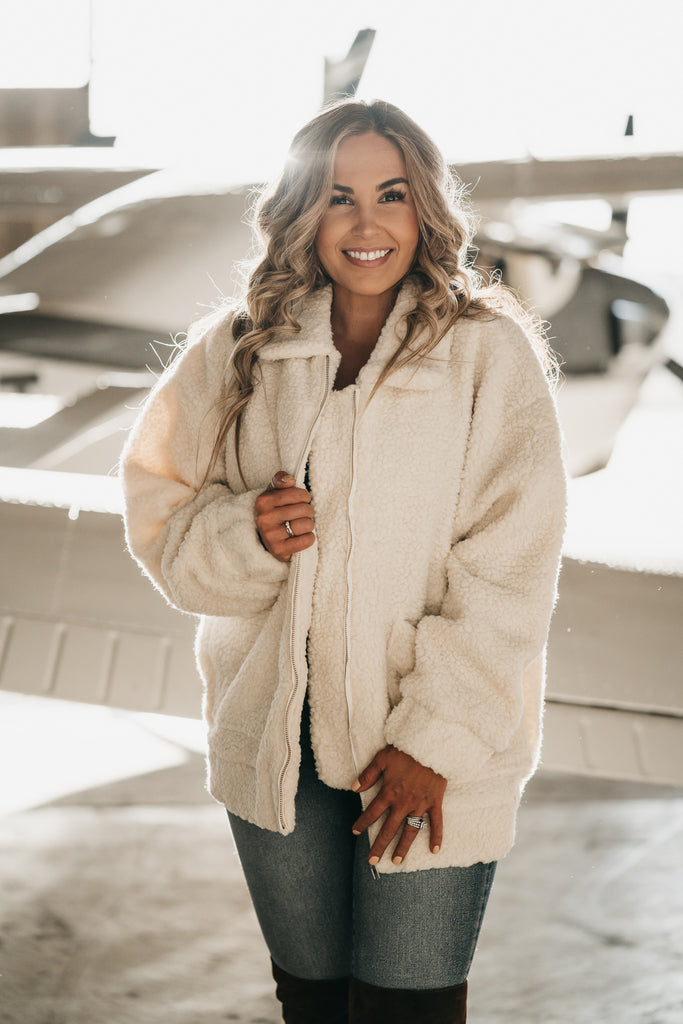 On Cloud Nine Coat