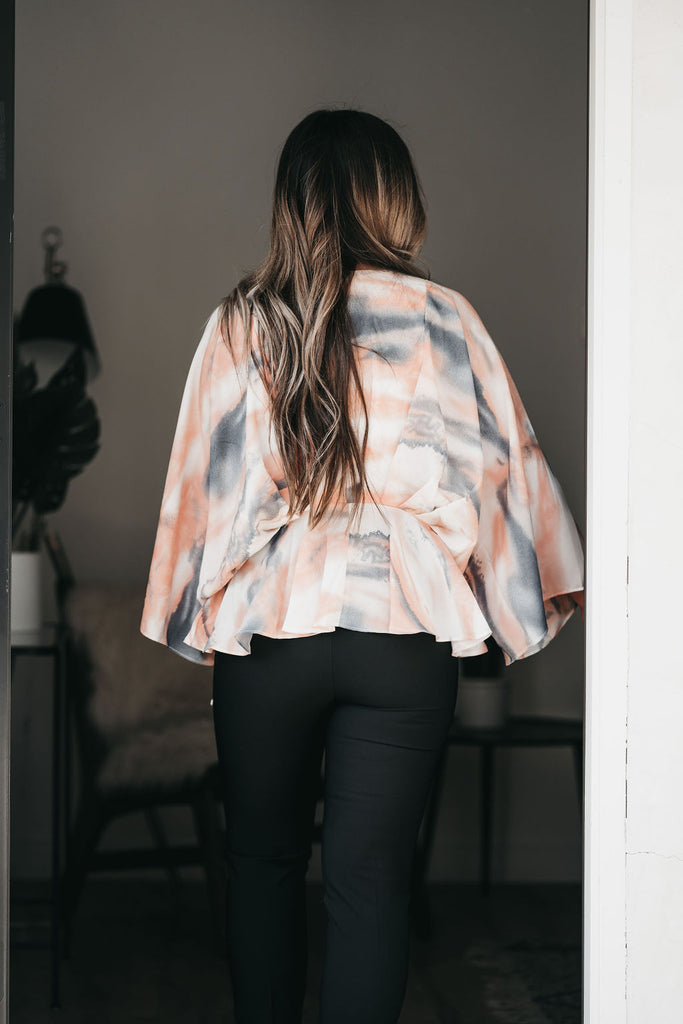 Open Waters Blouse
