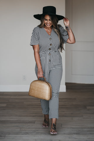 Down Under Jumpsuit Olive