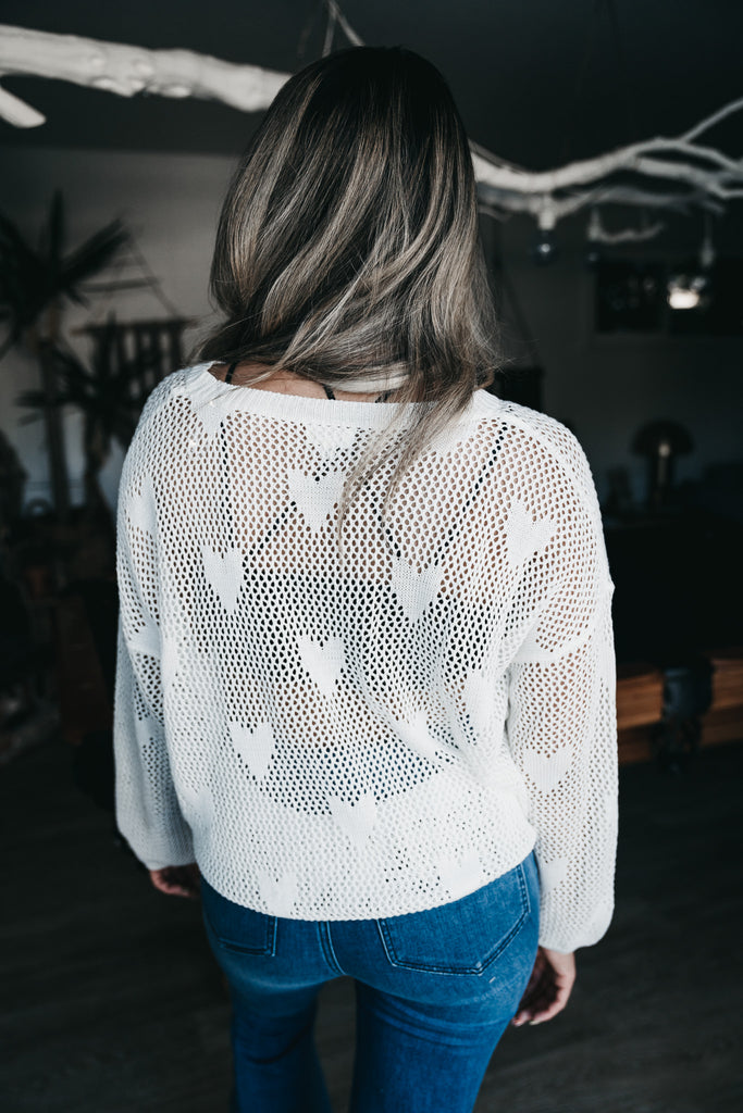 Hearts of Glory Sweater