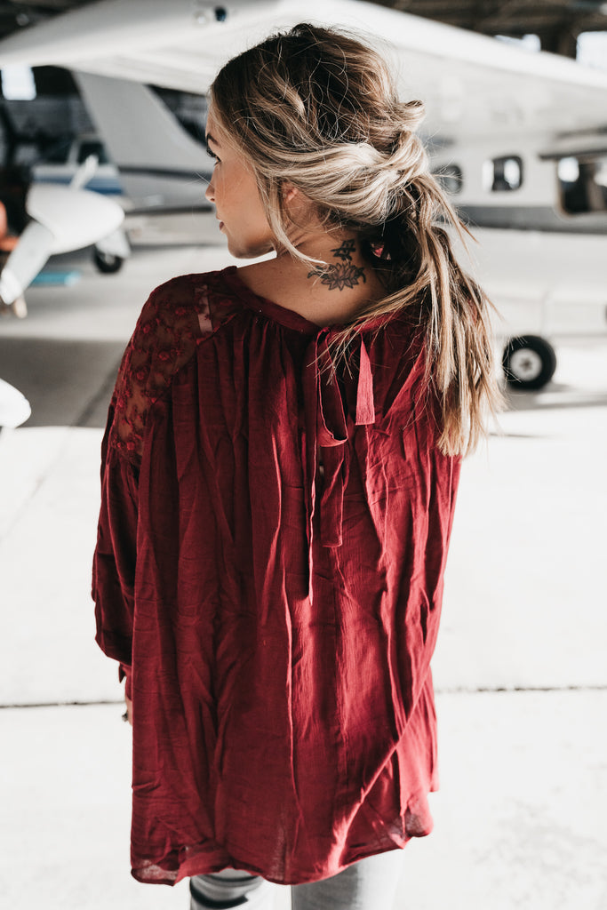 Steal The Show Blouse