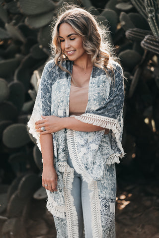 Sea Floor Cardigan