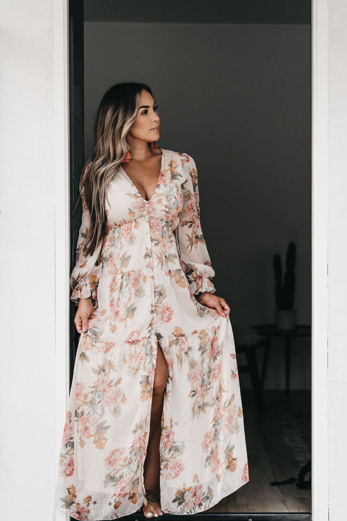 Special Occasion Maxi Dress