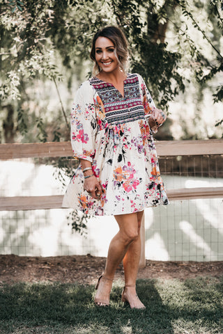 Your Favorite Floral Dress