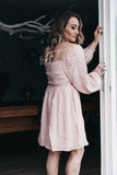 Sweet Retreat Dress Pink