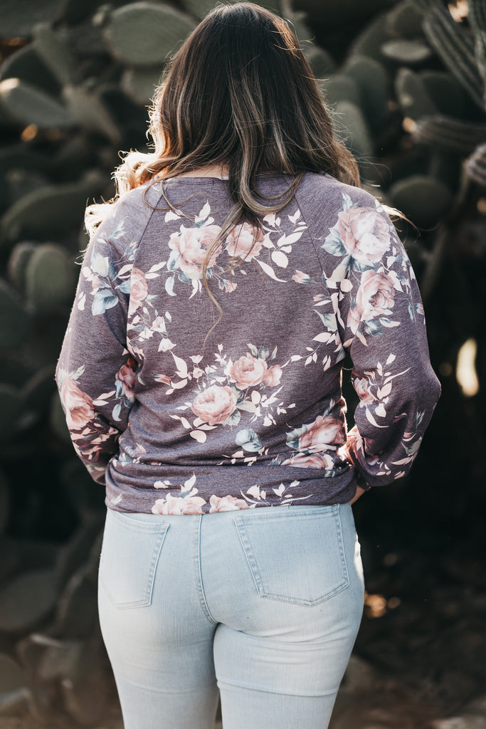 Lovely Day Floral Top