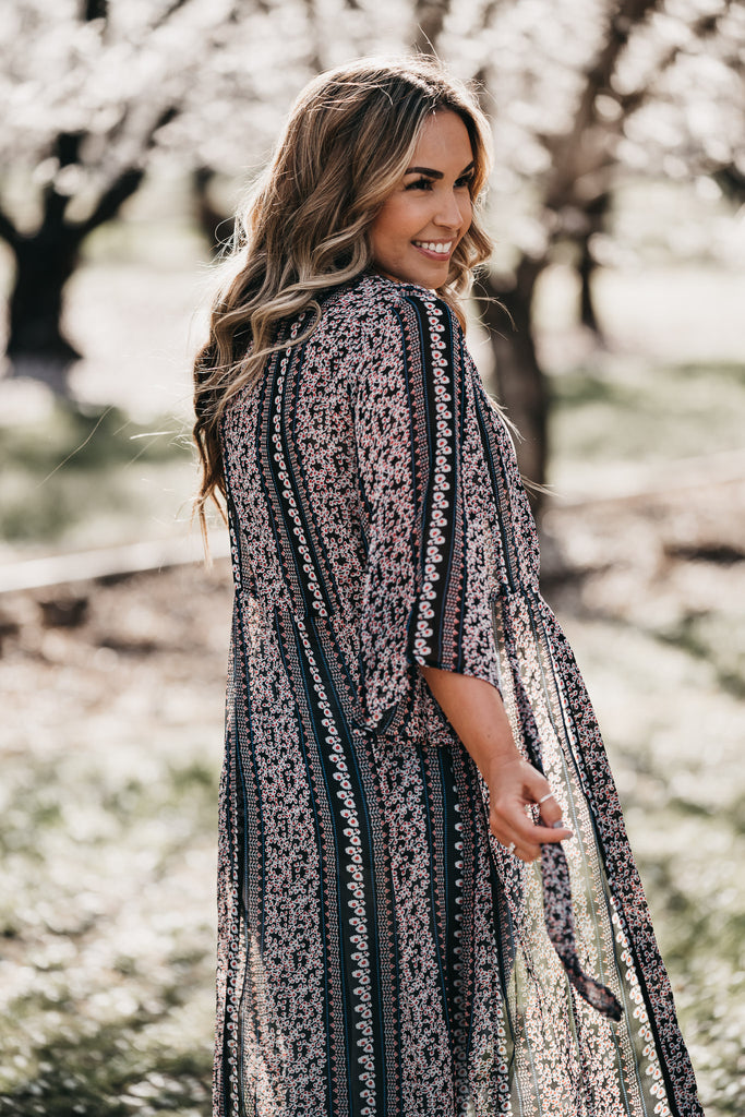 Sunset Dreams Duster