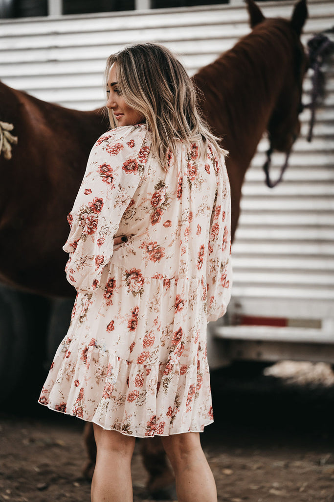 Berrymore Floral Dress
