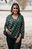 Holidays Blouse Green
