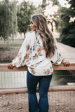 Ruby Floral Blouse