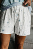 Star Bright Shorts Blue