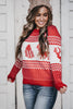 Holiday Sweater Red