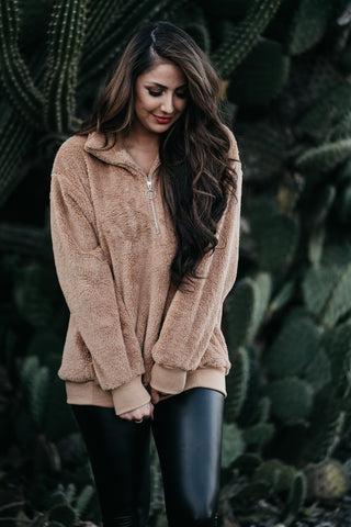 Sugar + Spice Sweater