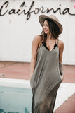 Back To Basics Maxi Olive