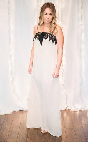Black Tie Affair Maxi