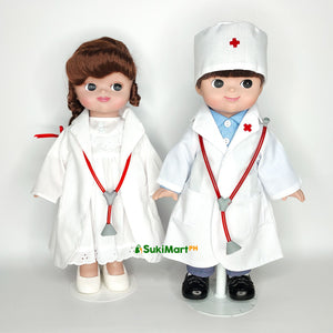 Health Care Workers Dolls (Doctor, Nurse, Dentist, Vet)