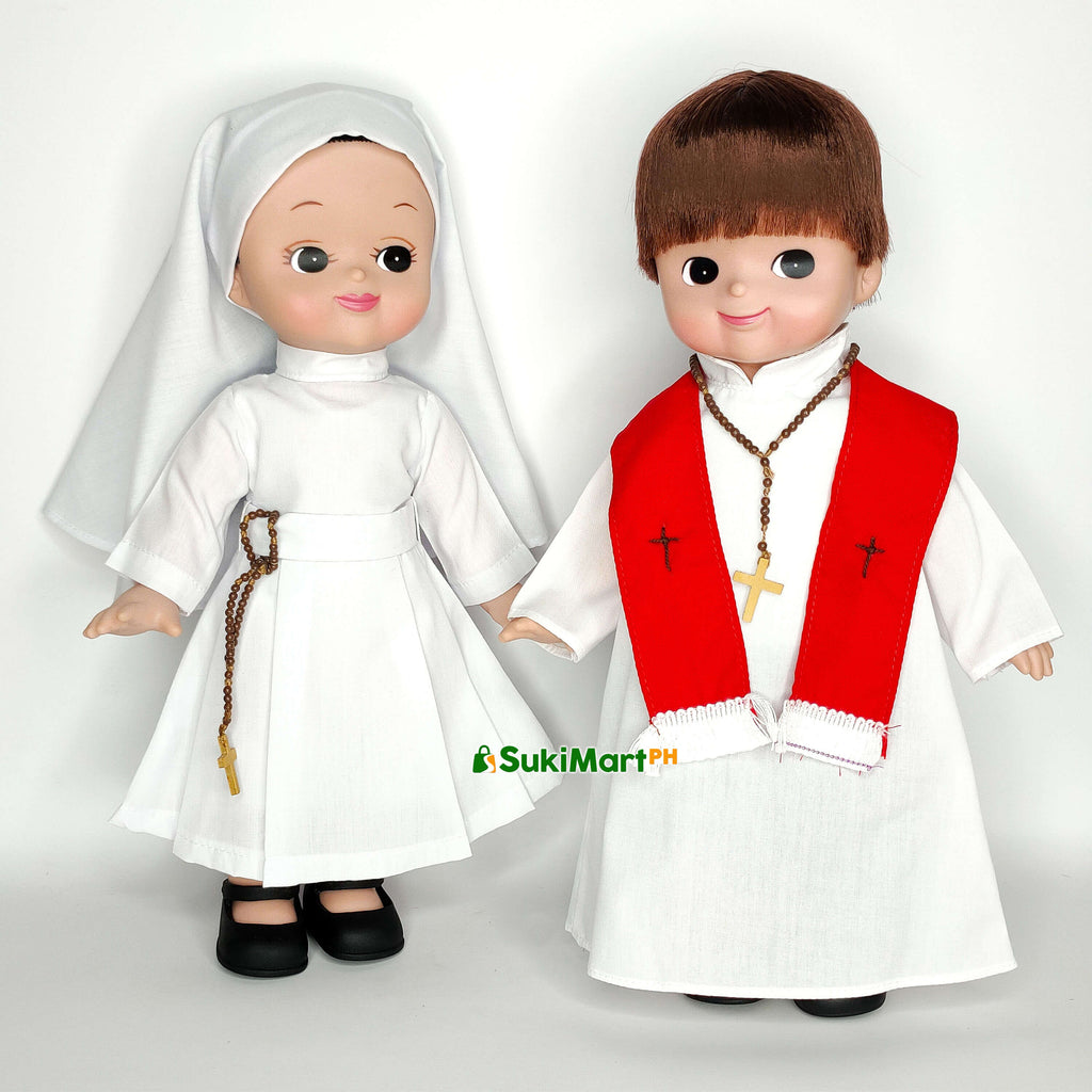 Priest & Nun Dolls