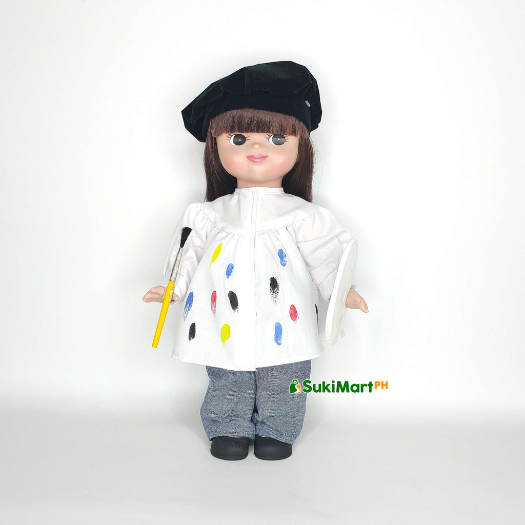 Painter Dolls