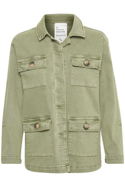 Denim Hunter Thearmy Jacket - Overshirt (4820813840463)