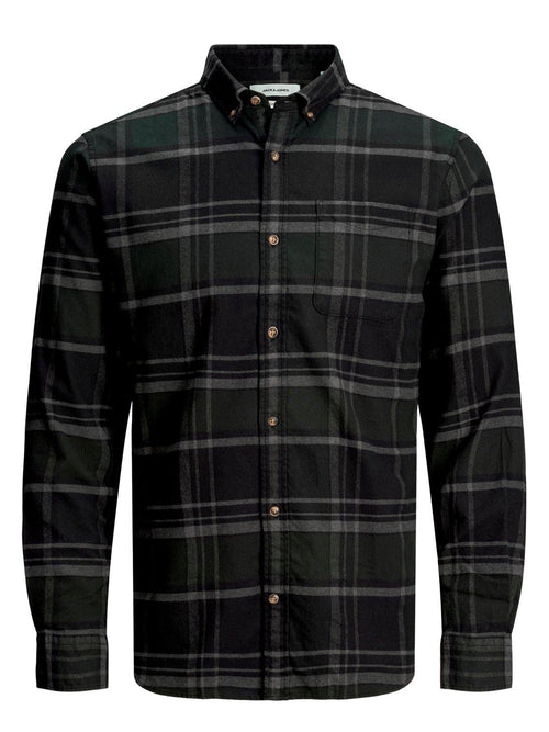 Jack & Jones Classic Check - Regularfit skjorte (4818729631823)