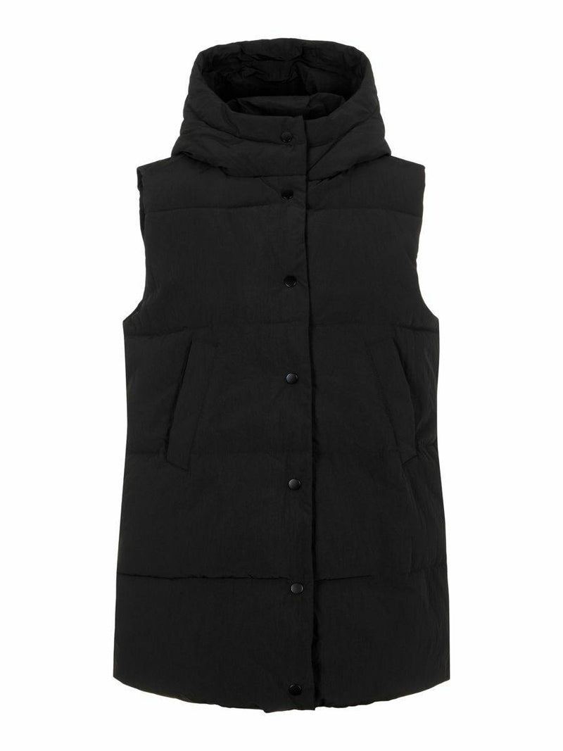 Pieces Sidone - Puffer vest (4817394663503)