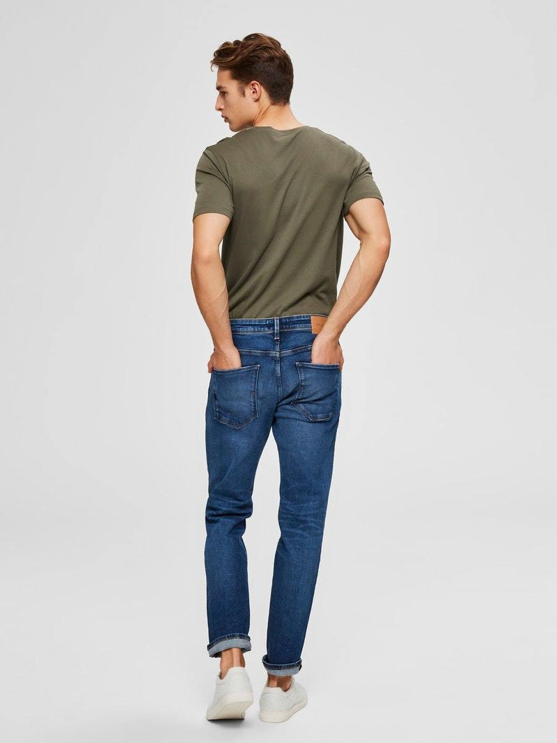 Selected Homme Scott - Straight fit jeans (4819854131279)