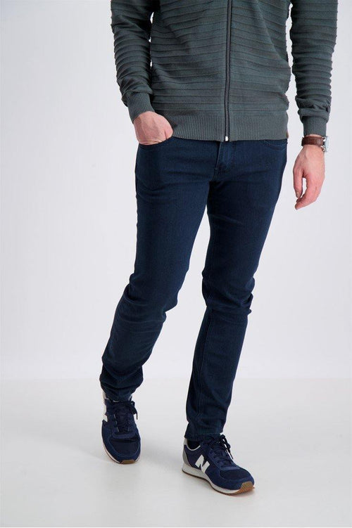 Bison Tapered fine blue jeans NOOS (4818738643023)