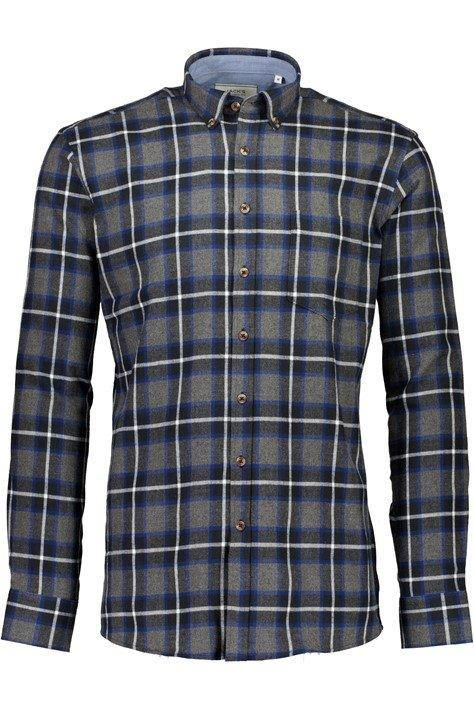 Jacks Checked Flannel Shirt ls (4818723569743)