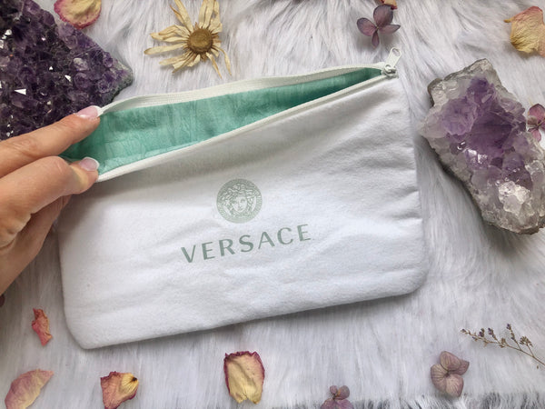 Repurposed Versace Pouch