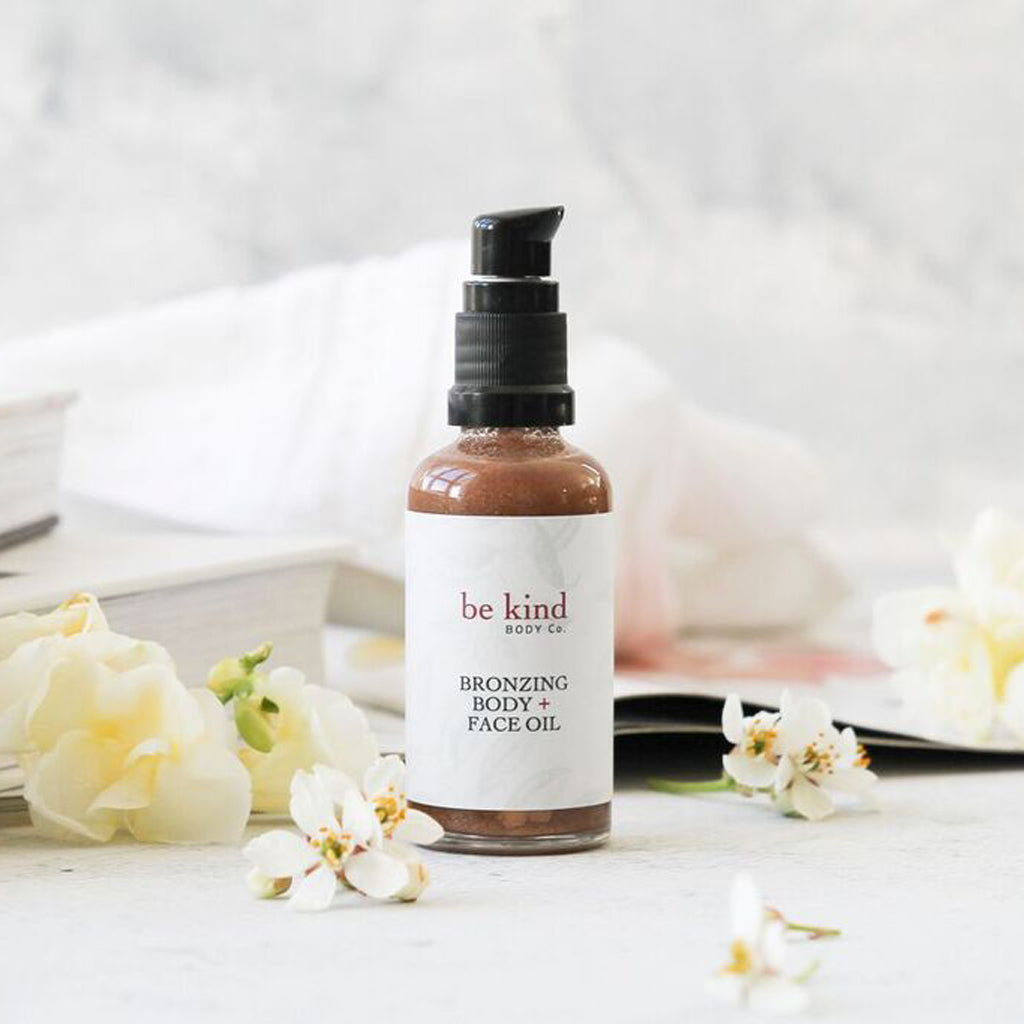 Be Kind Bronzing Oil