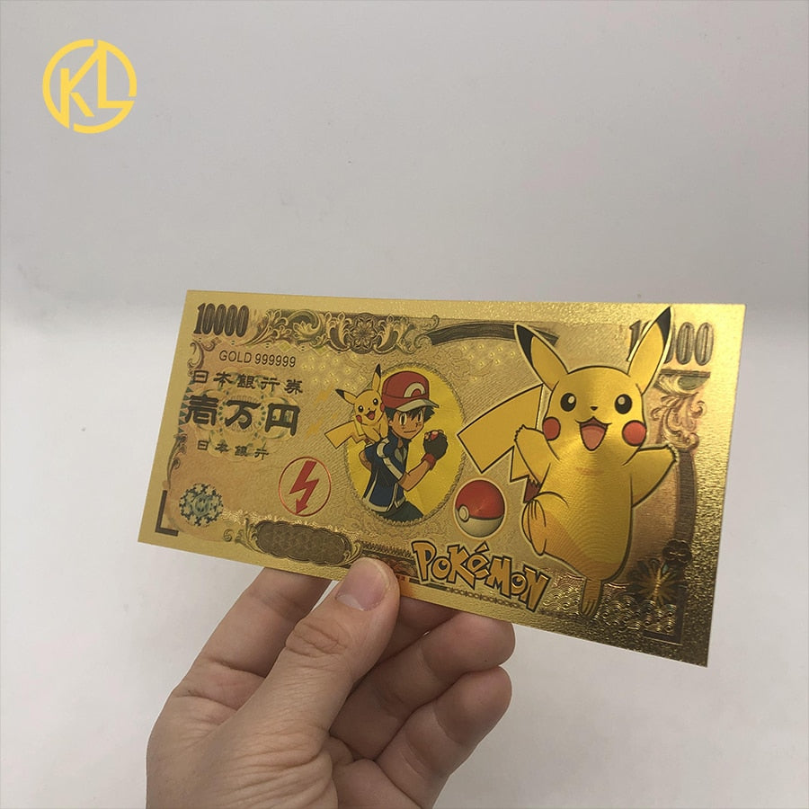 AniNotes - Anime Banknote Collection