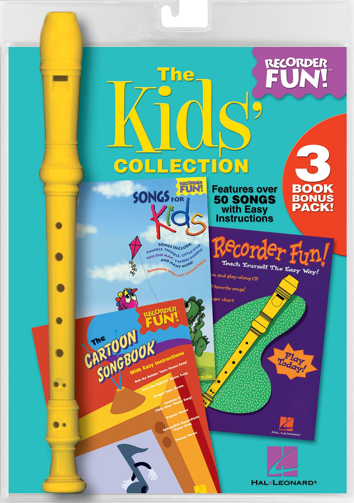 The Kids' Collection - Recorder Fun Pack