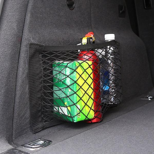 50% OFF-Auto Seat Storage Mesh/Car pet barrier