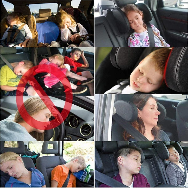 Car Seat Headrest Pillow-Buy 4 Save $30