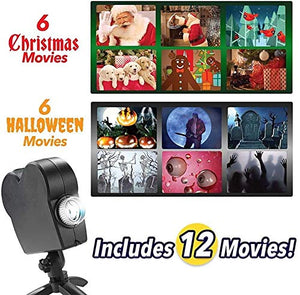 (50% OFF ON HALLOWEEN PRE-SALE)HALLOWEEN HOLOGRAPHIC PROJECTION!