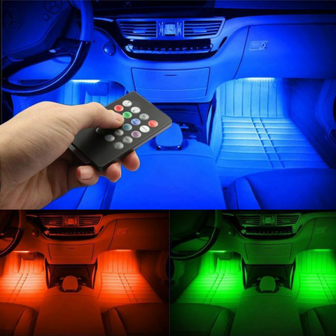 Car Interior LED Lights🌟🌟 (BUY more SAVE more)🌟🌟