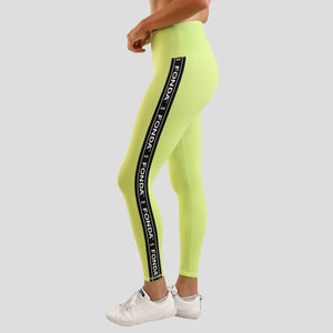 Jane Fonda Lime Workout Pant