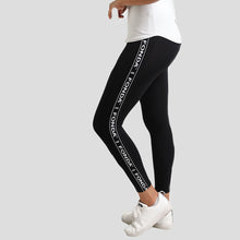 Load image into Gallery viewer, Jane Fonda Black Workout Pant