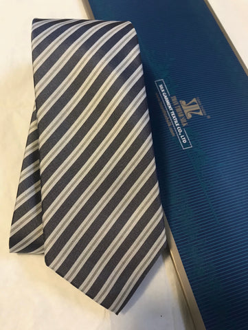 100% Mulberry Silk Necktie - Toan Thinh Silk, LLC