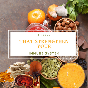 Food for Immune System Booster: 5 Foods That Strengthen Your Immune System