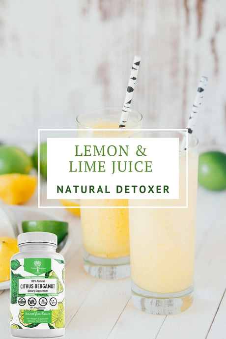 Lemon & Lime Natural Detoxer