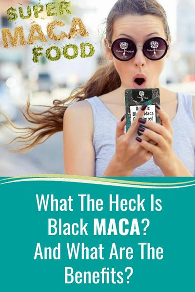 What the Hec is Black Maca?