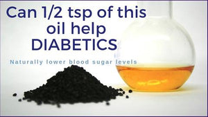 CAN 1/2 TSP OF THIS OIL HELP DIABETICS NATURALLY LOWER BLOOD SUGAR LEVELS?