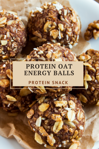 Protein Oat Energy ball