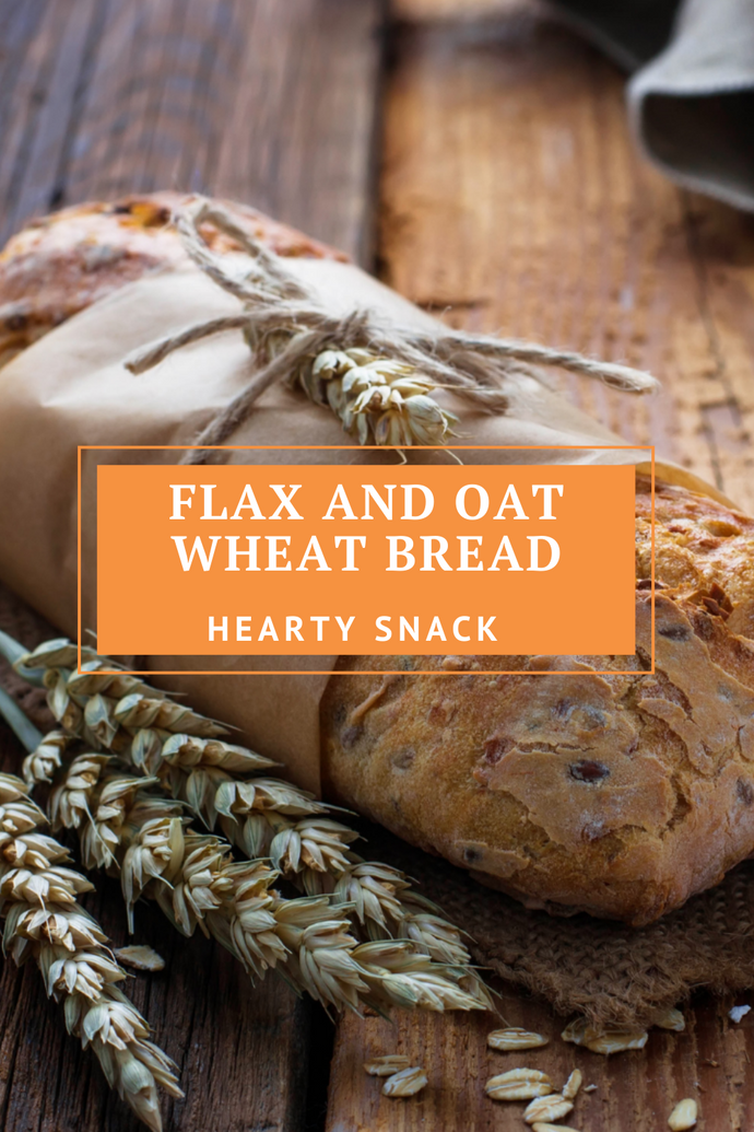 Flax and Oat Bread